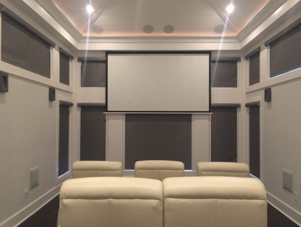 Installing a Home Theater System
