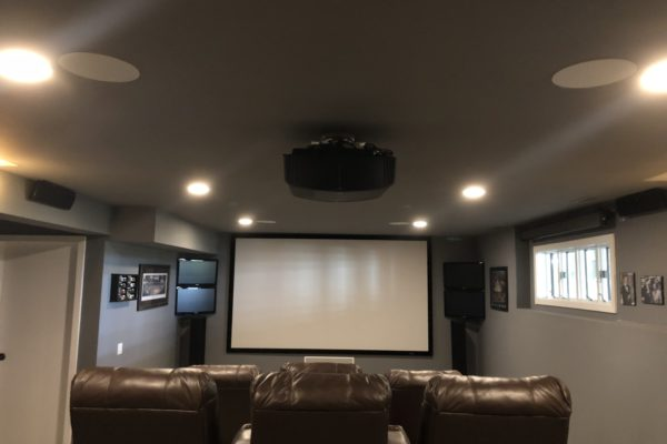 Theater Room Off